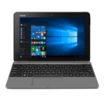 "ASUS Transformer Book T101HA-GR029R Grey Hybrid (2-in-1) 25.6 cm (10.1"") 1280 x 800 pixels Touchscreen 1.44 GHz Intel® Atom™ x5-Z8350"