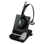 Sennheiser SDW 5014-UK Monaural Ear-hook,Head-band,Neck-band Black 507003