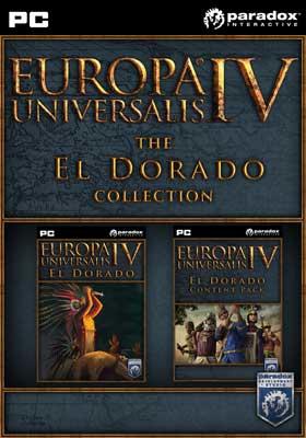 Nexway Europa Universalis IV: El Dorado Collection Video game downloadable content (DLC) PC/Mac/Linux Español