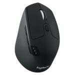 Logitech M720 Triathlon mice Bluetooth Optical 1000 DPI Right-hand Black
