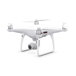 DJI Phantom 4 Pro V2.0 camera-drone Quadcopter Wit 4 propellers 20 MP 4096 x 2160 Pixels 5870 mAh