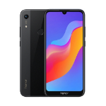 "Honor 8A 2020 15.5 cm (6.09"") 4G Micro-USB Black EMUI 9.0 3020 mAh"