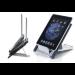 Newstar Laptop Desk Stand (ergonomic) Silver