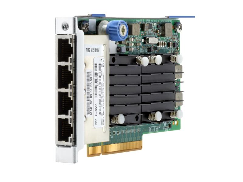 Hewlett Packard Enterprise 764302-B21 adaptador y tarjeta de red Ethernet Interno