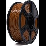 Gearlab GLB251015 3D printing material Polylactic acid (PLA) Brown 1 kg