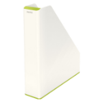 Leitz 53621064 Polystyrene Green, White file storage box