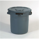 FSMISC BRUTE CONTAINER 121L GREY 382200