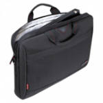 "Tech air TAN1204V2 14.1"" Notebook briefcase Black notebook case"