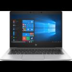 """HP EliteBook 830 G6 + USB-C Dock G4 Notebook Silver 33.8 cm (13.3"""") 1920 x 1080 pixels 8th gen Intel® Core™ i5 8 GB DDR4-SDRAM 256 GB SSD Wi-Fi 6 (802.11ax) Windows 10 Pro"""