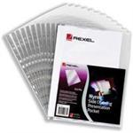 Rexel Nyrex™ Reinforced Pockets (25)