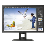 "HP Z30i 30"" IPS Matt Black computer monitor"
