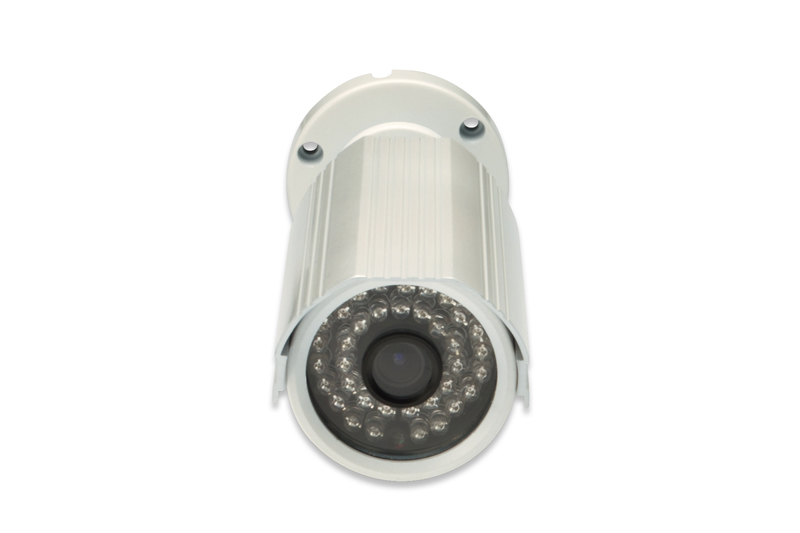 Digitus Plug&View OptiMax Pro DUMMY dummy security camera Bullet White
