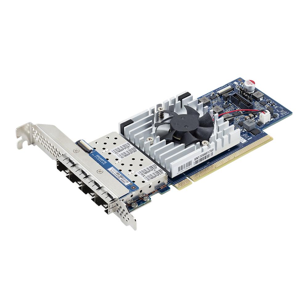Gigabyte CLN4C44 interface cards/adapter Internal