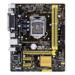 ASUS H81M-D PLUS, Intel H81, 1150, Micro ATX, Front USB3, Parallel Port