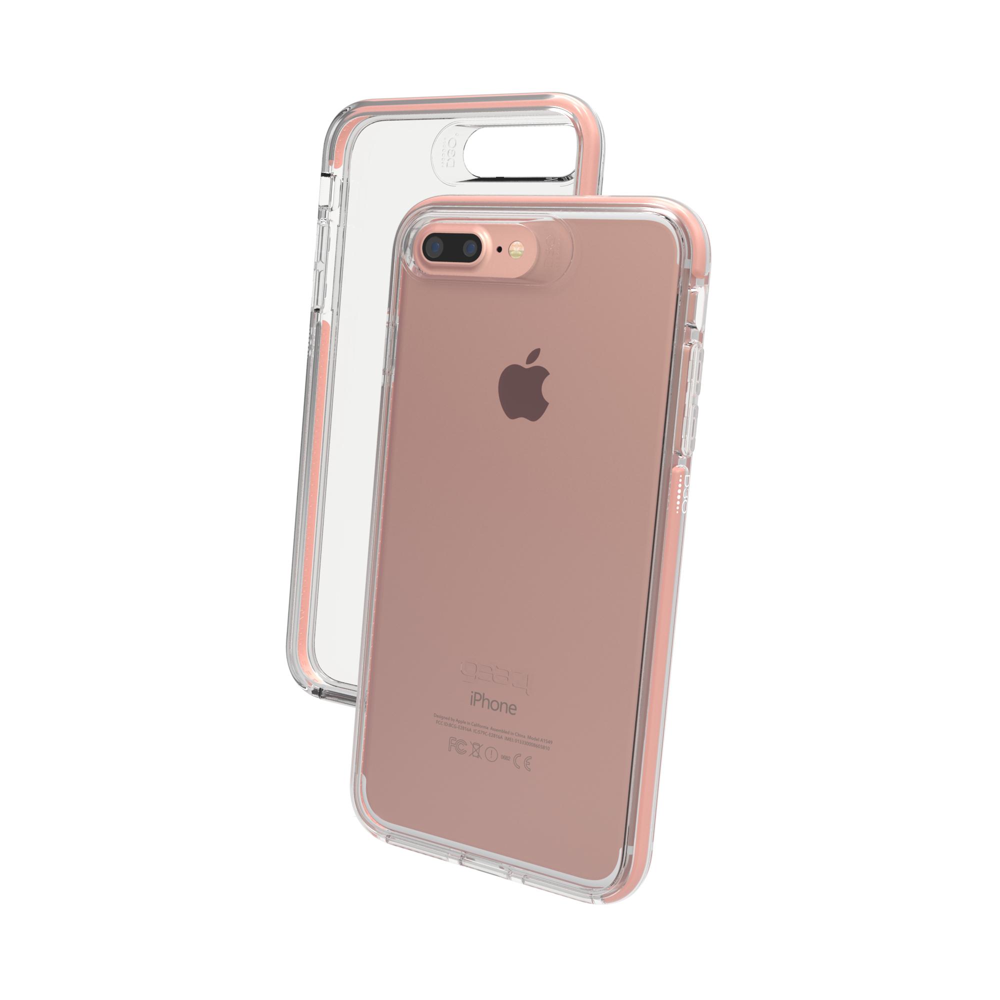 "GEAR4 Piccadilly funda para teléfono móvil 14 cm (5.5"") Oro rosa"