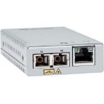 Allied Telesis AT-MMC2000/SC-960 network media converter 1000 Mbit/s 850 nm Multi-mode Gray
