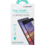 eSTUFF Huawei Mate 10 Pro Curved Blk Huawei Mate 10 Pro Clear screen protector 1pc(s)