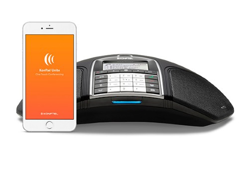 Konftel 300IPx teleconferencing equipment