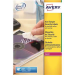 Avery Anti-tamper Label - Laser - L6113 White Self-adhesive printer label