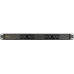Vertiv EGVHVRN082-104C13UK-V power distribution unit (PDU) 8 AC outlet(s) Black