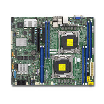 Supermicro X10DRL-CT server/workstation motherboard LGA 2011 (Socket R) ATX Intel® C612