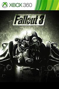 Microsoft Fallout 3, Xbox 360 Basic