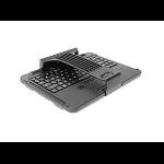 Getac GDKBC1 mobile device keyboard UK English Black Pogo Pin