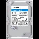 "Toshiba V300 Video Stream INT 3.5"" 1TB 5700RPM HDD SATA 64MB"