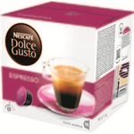 Nescafé Espresso for Nescafe Dolce Gusto Machine Ref 12019859 [Packed 48]