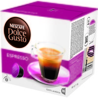 Nescafe Espresso for Nescafe Dolce Gusto Machine Ref 12019859 [Packed 48]