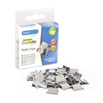 Rapesco RC4050SS 50pc(s) Stainless steel document clip