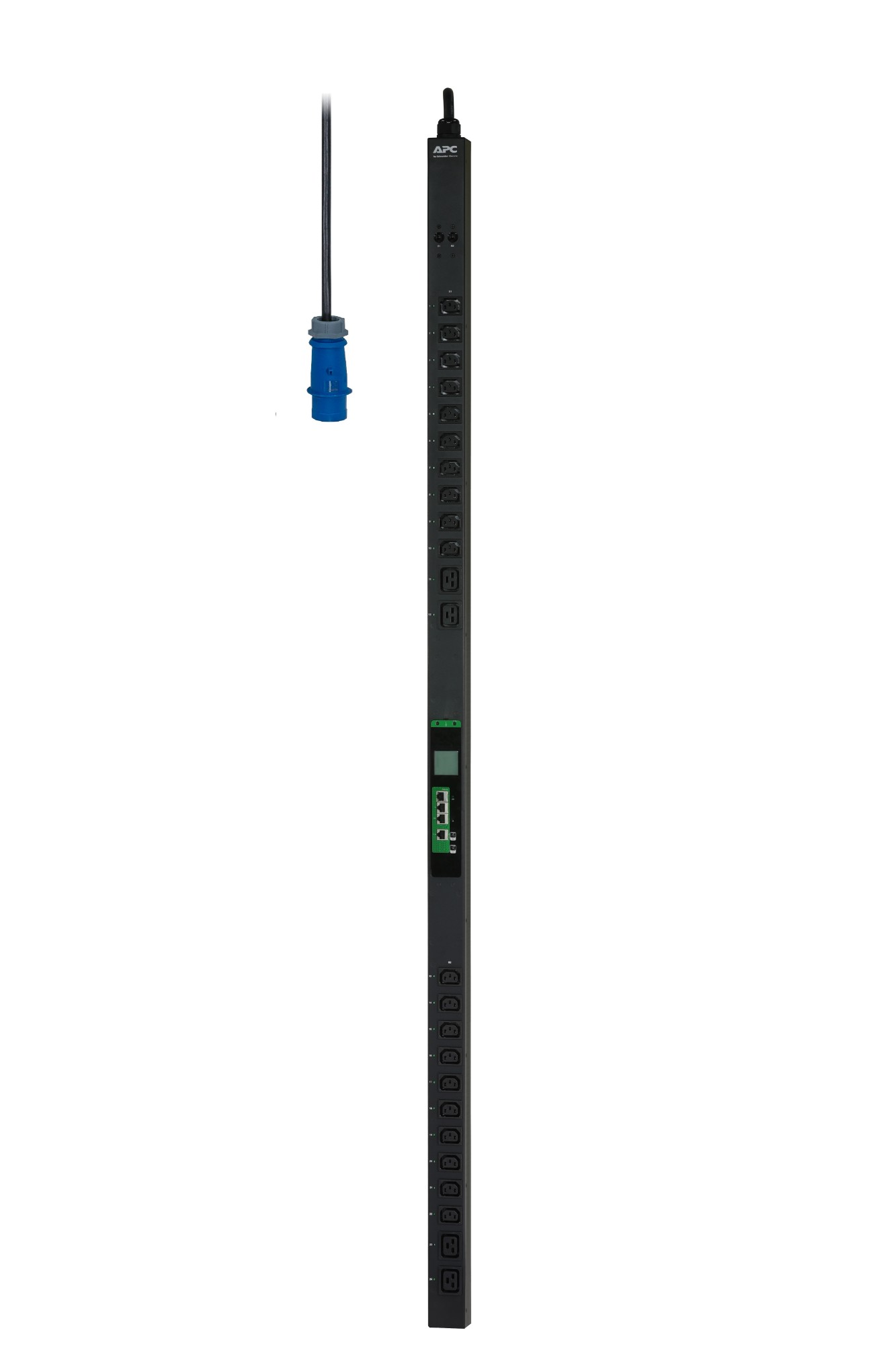 APC EPDU1132S power distribution unit (PDU) 0U Black 24 AC outlet(s)