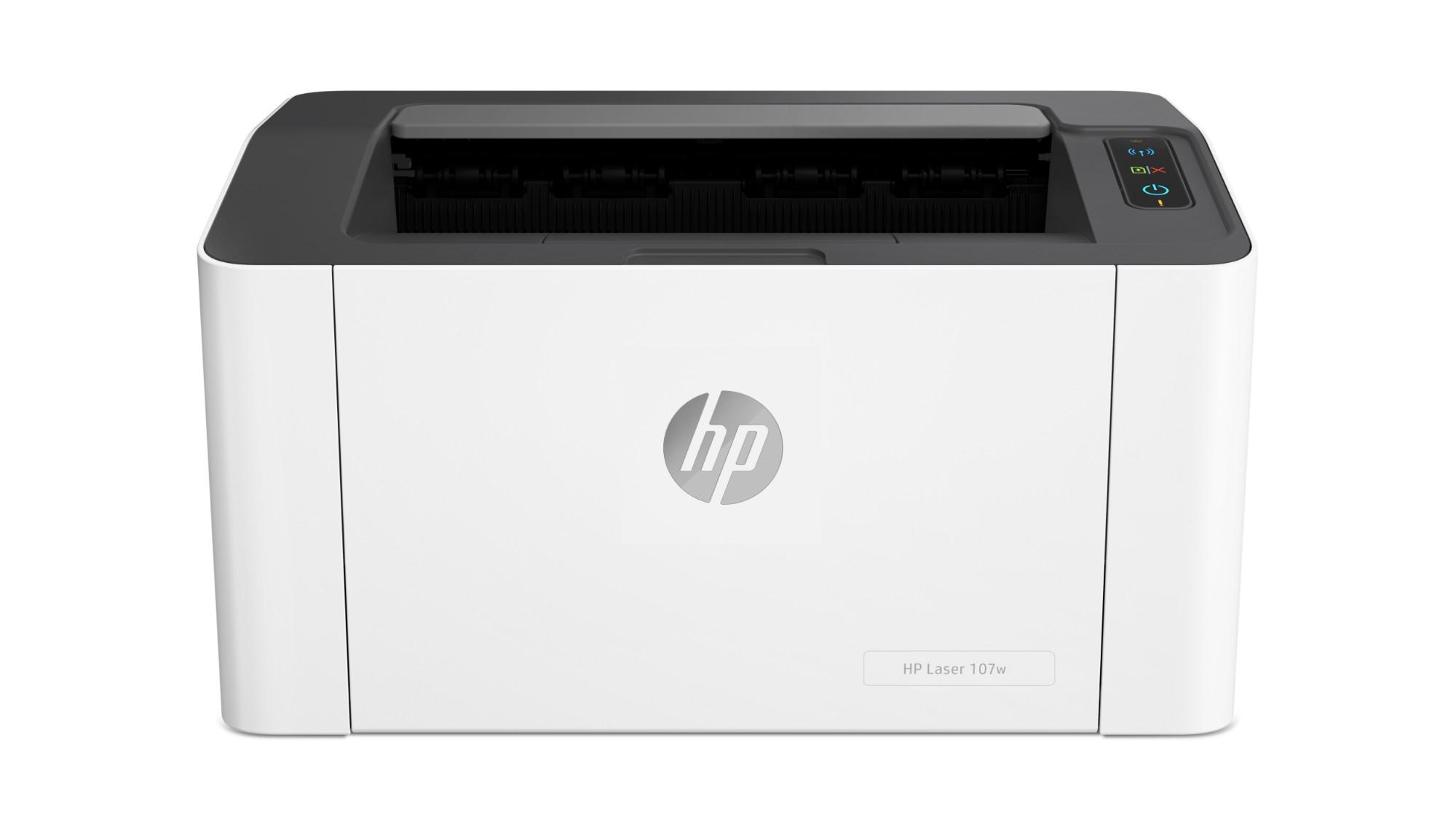 HP 107w 1200 x 1200 DPI A4 Wi-Fi