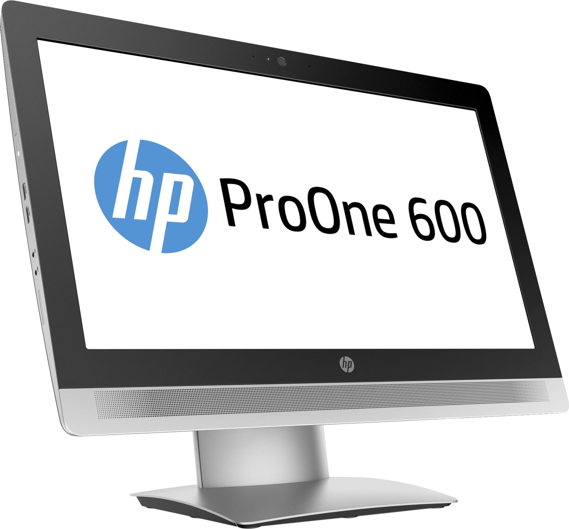 "HP ProOne 600 G2 3.2GHz i5-6500 21.5"" 1920 x 1080pixels Black,Silver"