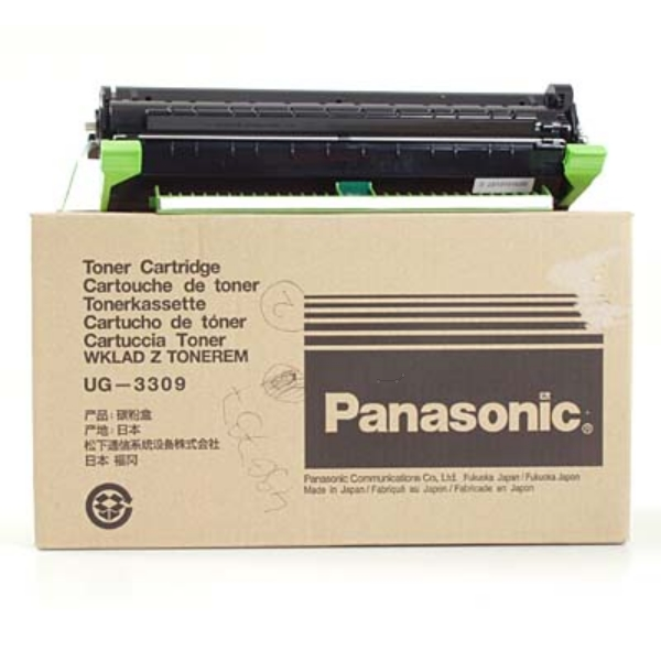 Panasonic UG-3309 Toner black, 10K pages