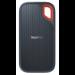 SanDisk Extreme 1000 GB Gris, Naranja