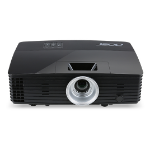 Acer Essential P1385W Desktop projector 3400ANSI lumens DLP WXGA (1280x800) Black data projector