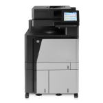 HP LaserJet M880z+ 1200 x 1200DPI Laser A3 46ppm