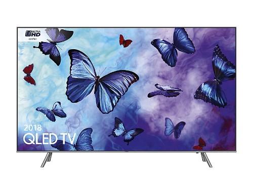 """Samsung Q6F QE49Q6FNATXXU TV 124.5 cm (49"""") 4K Ultra HD Smart TV Wi-Fi Silver"""