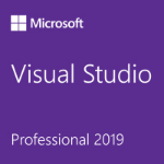 Microsoft Visual Studio Professional 2019 1 license(s) License English, Japanese
