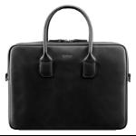 "Mobilis 042001 notebook case 35.6 cm (14"") Briefcase Black"