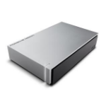 LaCie Porsche Design external hard drive 4000 GB Silver