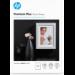 HP Premium Plus Glossy Photo Paper-25 sht/10 x 15 cm