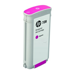 HP F9J66A (728) Ink cartridge magenta, 130ml