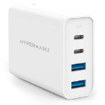 HYPER HJ-GAN100 mobile device charger White Indoor