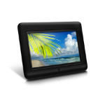 Aluratek ADPF07SF digital photo frame 7""