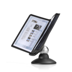 Durable SHERPA Desk Portrait A4 document display carousel