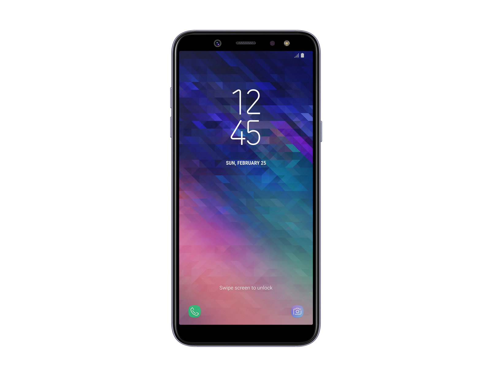 """Samsung Galaxy A6 SM-A600FN 5.6"""" Single SIM 4G 3GB 32GB 3000mAh Lavender SM-A600FZVIBTU"""