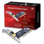 Vantec UGT-S100 Internal 7.1channels PCI audio card