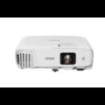 Epson EB-E20 data projector Desktop projector 3400 ANSI lumens 3LCD XGA (1024x768) White